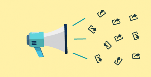 content marketing tips: share your contents