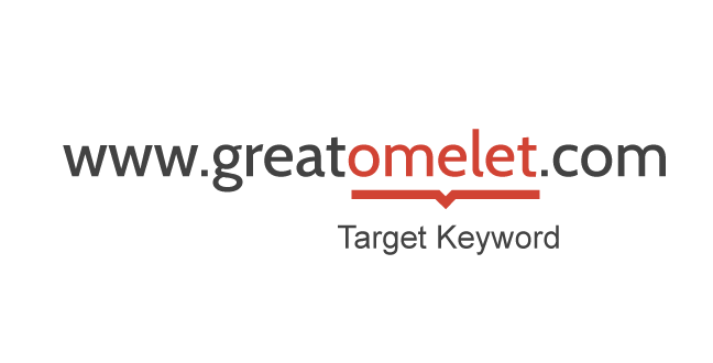 It's a good practice to include your target keyword in your URL if possible.