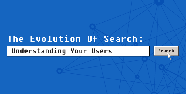 The Evolution Of Search
