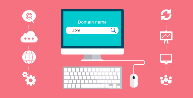 There are many tools available for free to help suggest a good domain name for your new site.