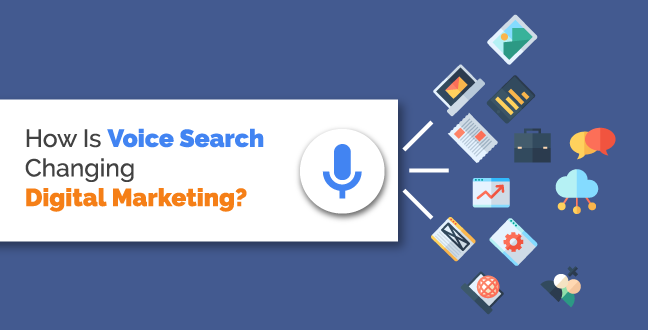 How Voice Search Is Changing Digital Marketing