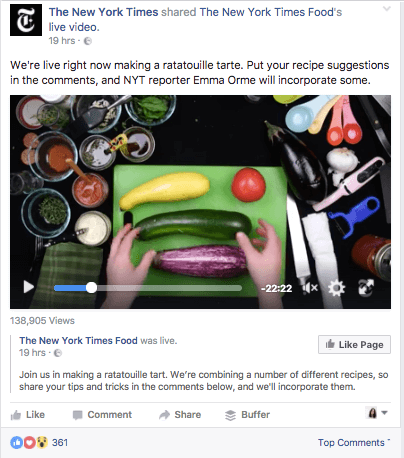 facebook mid roll ads is among the new social media changes this year