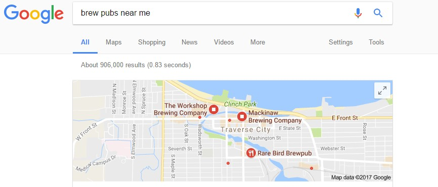 Local SEO Voice Search