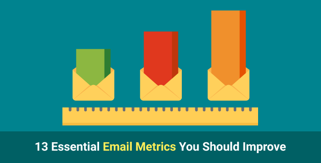 email metrics you should improve