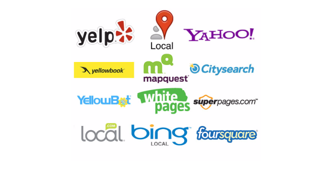 Submit your business in as many local directories as possible, as soon as possible.