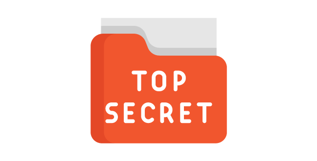 Secret is a powerful word to trigger curiosity and suggest a degree of exclusivity.