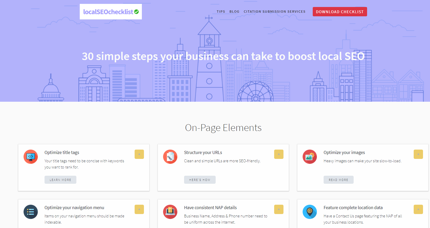 Local SEO Checklist for businesses _ Boost your Local SEO