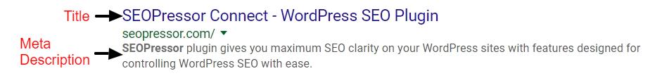 SEO For Existing Website