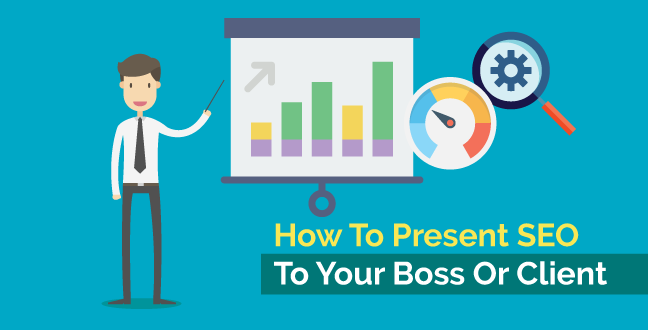 How To Present SEO