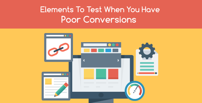 Improve Poor Landing Page Conversions