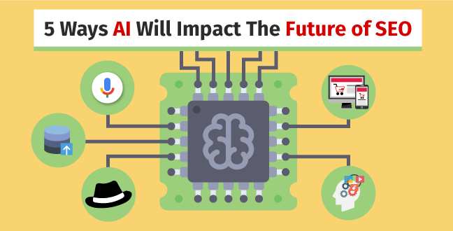 5 Ways AI Will Impact The Future of SEO