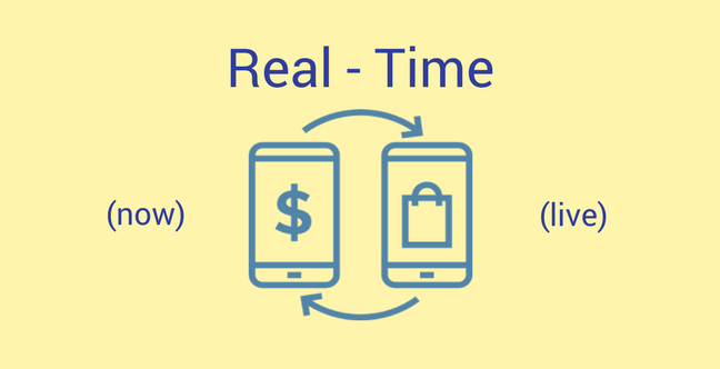 Real Time Data Is Going To Be Huge