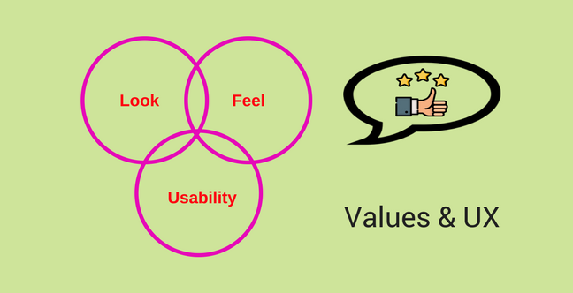 All About Value and User Experience UX