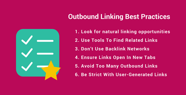 Outbound Linking Best Practices