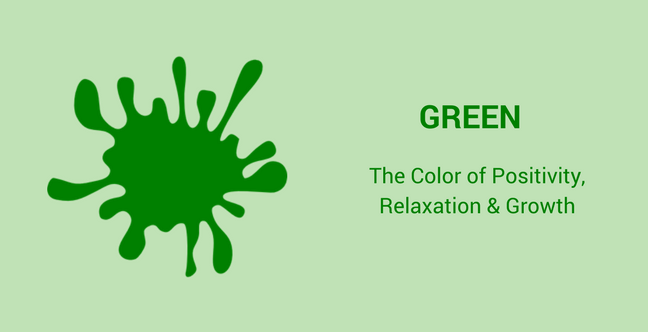 The Power of Color Green – The Colour Of Positivity, Relaxation, Growth