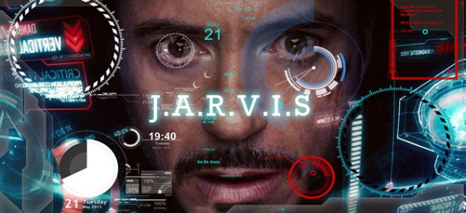 J.AR.V.I.S - ironman's artificial intelligence personal assistant