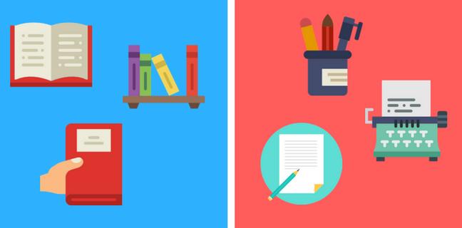 overcoming writer's block 1 Read more & write more
