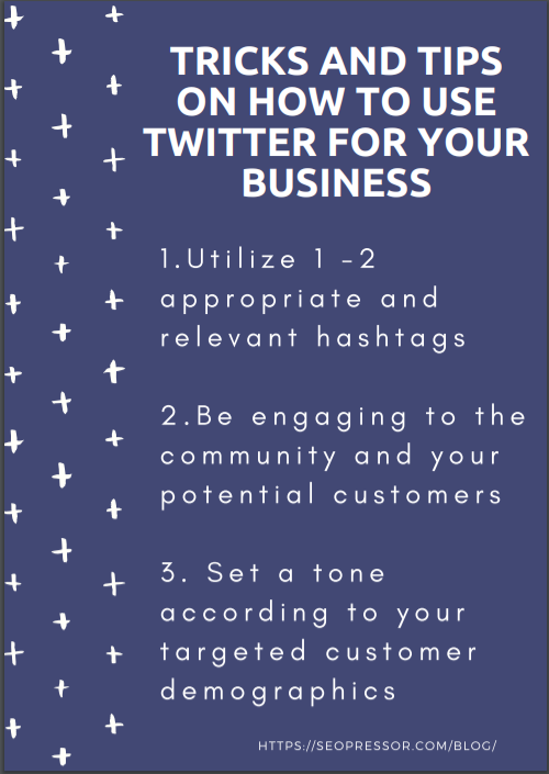 twitter hashtag for business tips
