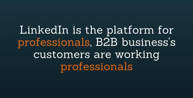linkedin professionals