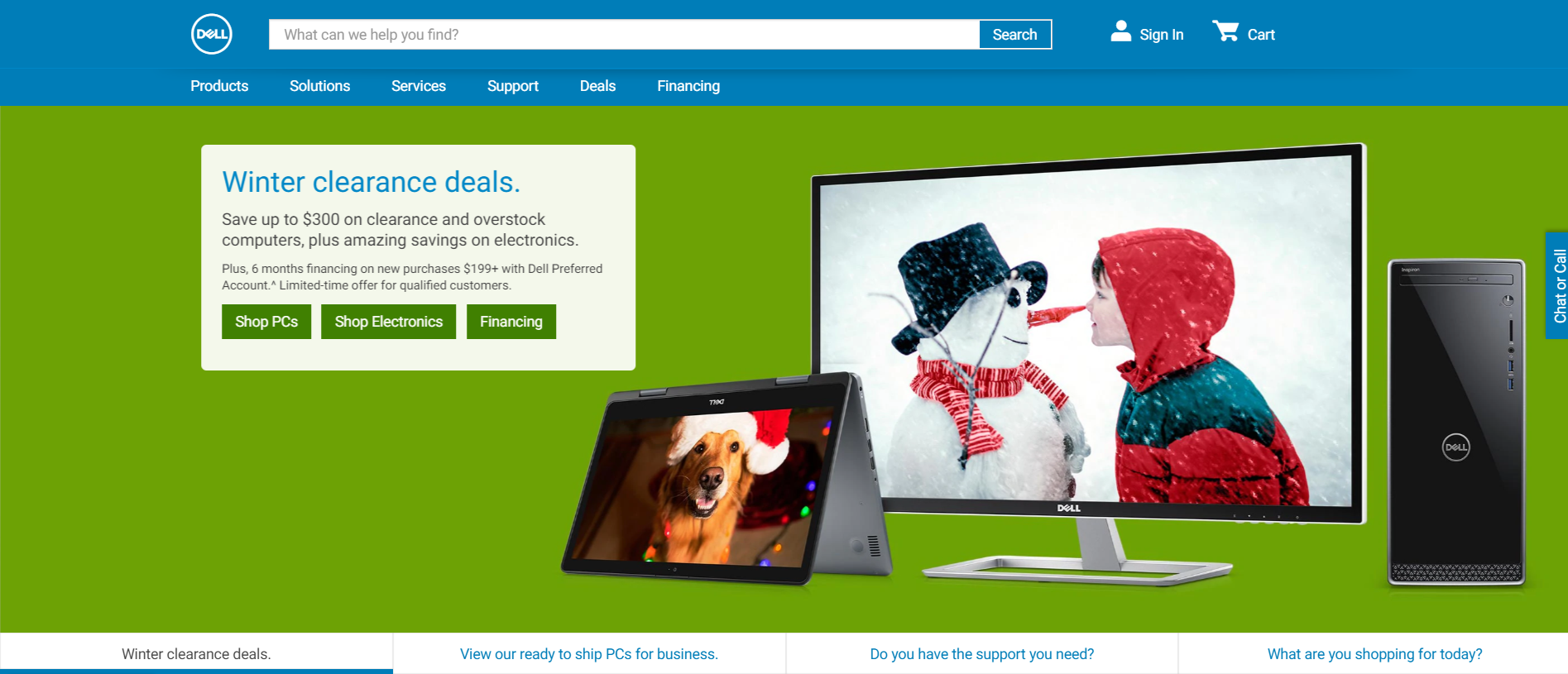 Dell Christmas Sales