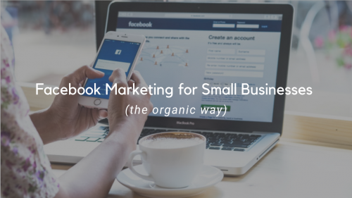 Organic Facebook Marketing