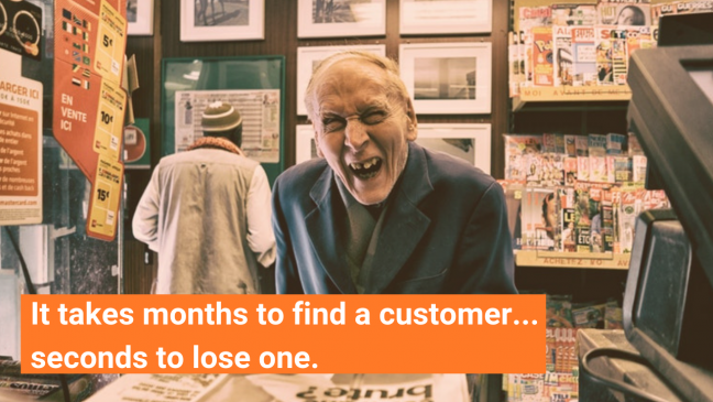 Satisfied customers help you build awareness for your brand by sharing their experiences to others.