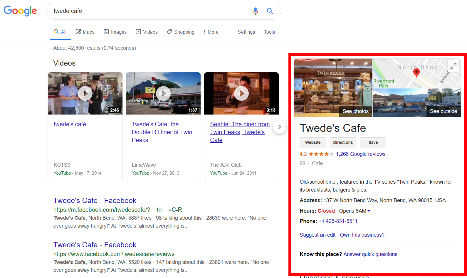 Google My Business - marketing ideas for small business