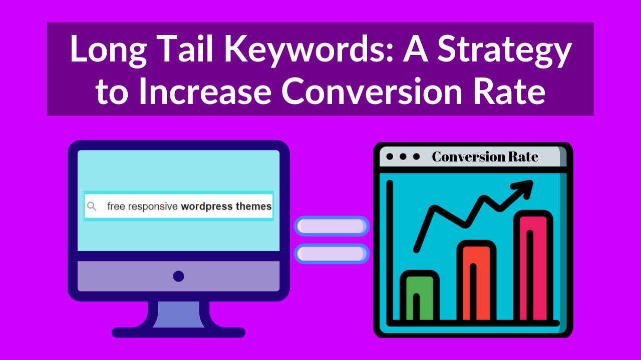 Long Tail Keywords- Strategy to Increase Conversion Rate