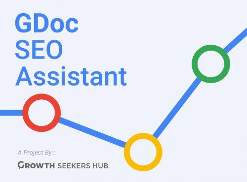 GDoc SEO Assistant
