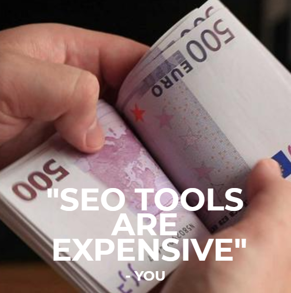 SEO Tools are Expensive BiQ