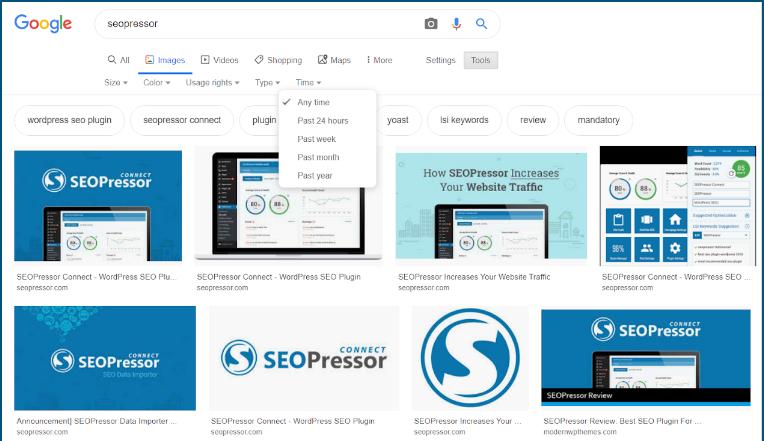 SEOPressor Image Filter