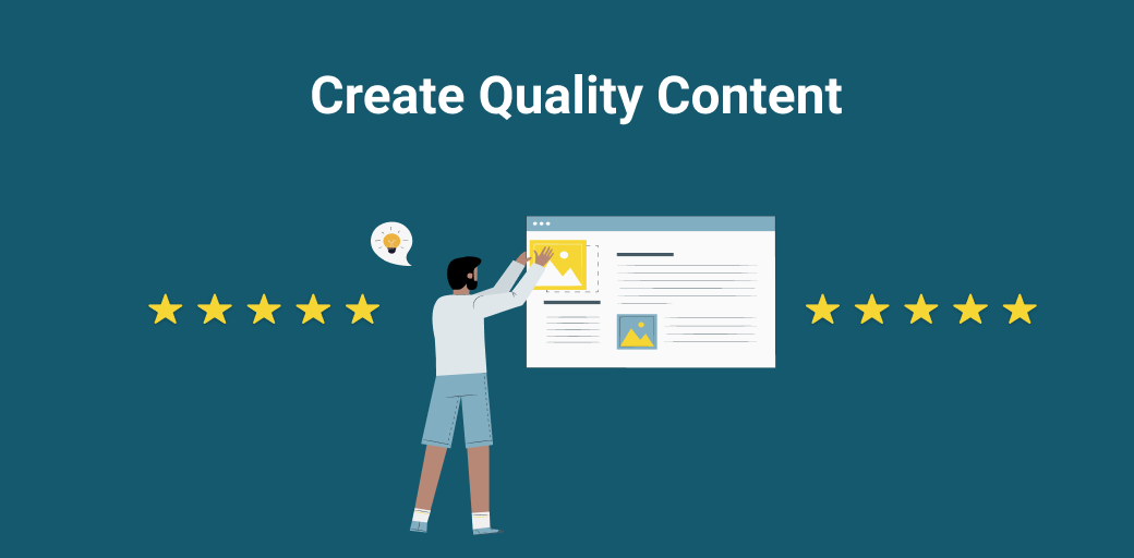 SEO content guide - write relevant content for your audience