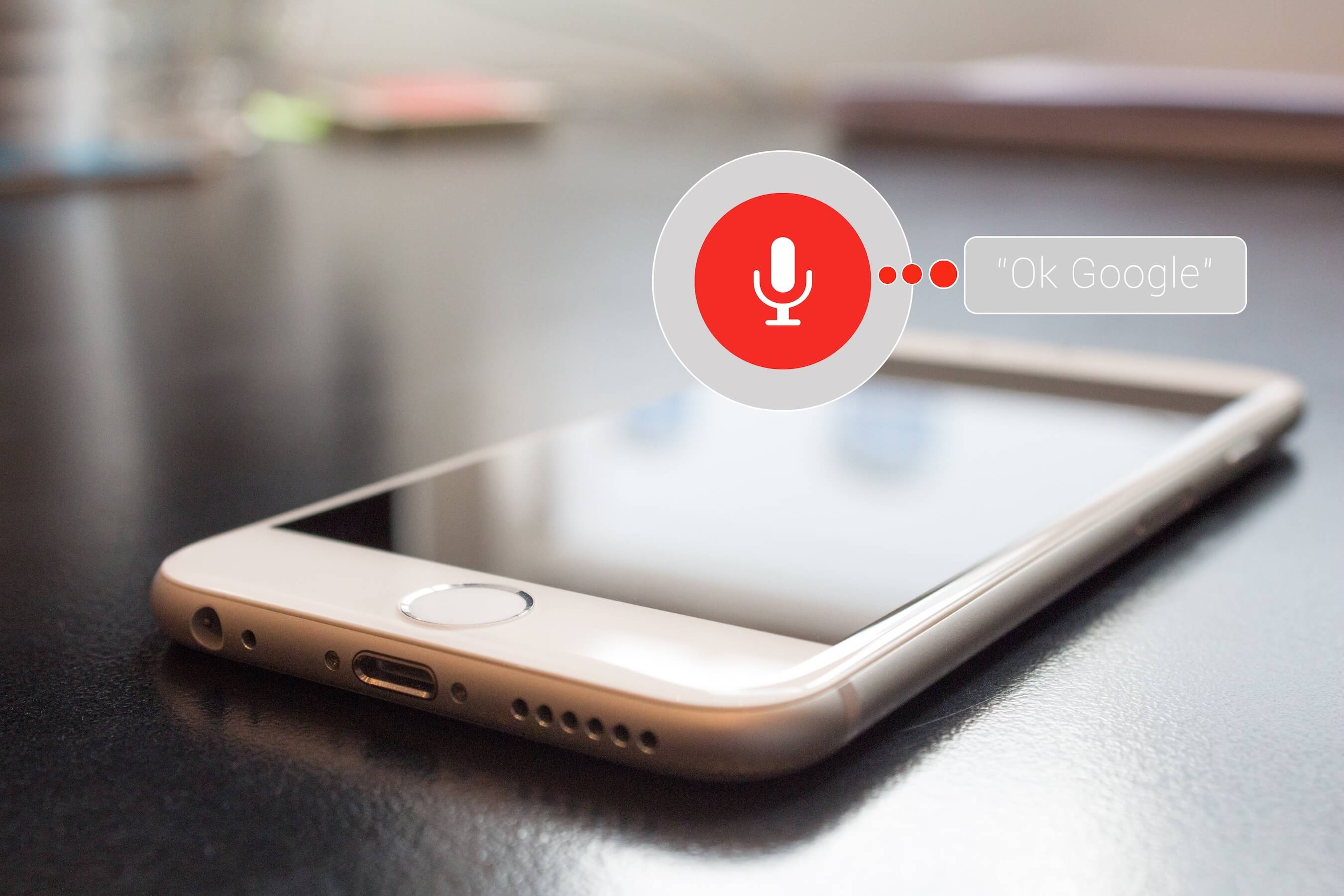Voice search for local SEO
