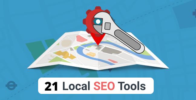 21 Local SEO Tools